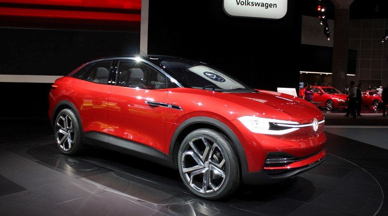 Volkswagen I.D. Crozz Concept to Hit U.S. Market in 2020