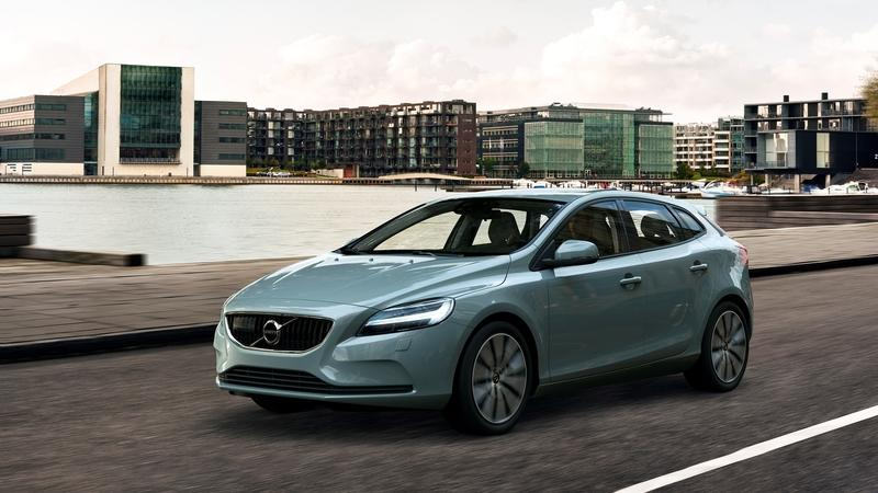 Volvo to Join the EV Hatchback Community with an Electric Volvo V40