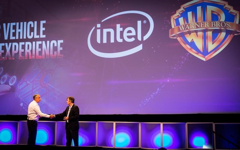 Warner Bros & Intel Want to Send Advertisements into Self-Driving Cars - image 750167