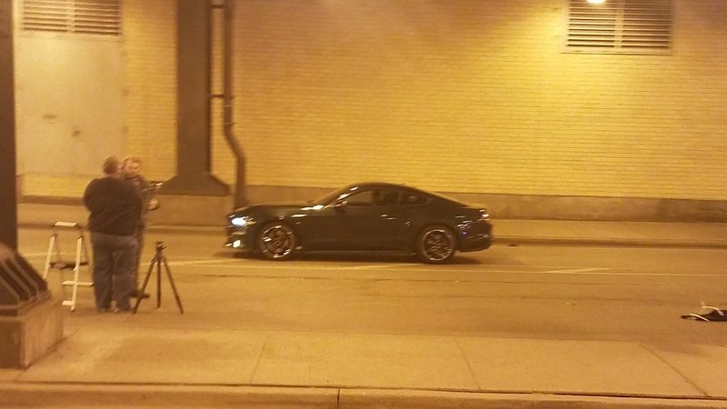 Was a Next-Gen Ford Mustang Bullitt Caught Playing in Chicago?