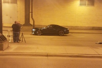 Was a Next-Gen Ford Mustang Bullitt Caught Playing in Chicago? - image 750720