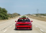 Watch Hennessey Do 174 MPH in a Hellcat Hauling A Christmas Tree! - image 754135
