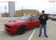 Watch Hennessey Do 174 MPH in a Hellcat Hauling A Christmas Tree! - image 754119
