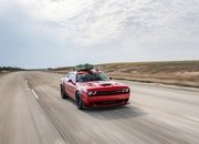 Watch Hennessey Do 174 MPH in a Hellcat Hauling A Christmas Tree! - image 754126