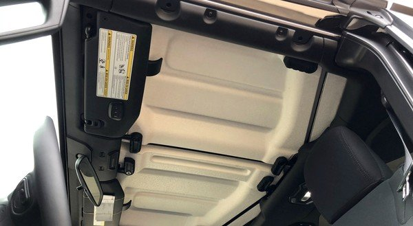 Watch The 2018 Jeep Wrangler's Freedom Top In Action News ...