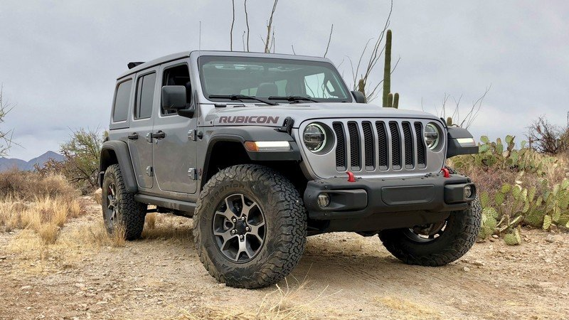 What Separates the Rubicon from the Wrangler's Other Trims - image 751706