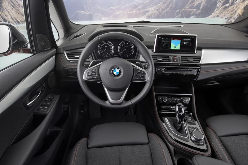 2014 - 2020 BMW 2 Series Active Tourer