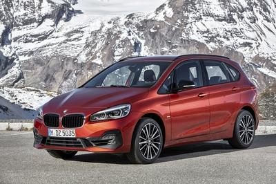 BMW Shows Off Its Updated 2 Series Tourer And Gran Tourer - image 756837