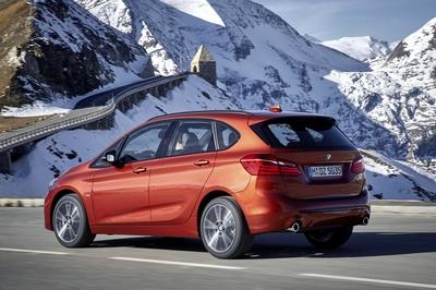 BMW Shows Off Its Updated 2 Series Tourer And Gran Tourer - image 756803