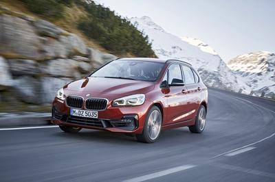 BMW Shows Off Its Updated 2 Series Tourer And Gran Tourer - image 756805