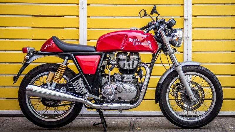 2014 2018 Royal Enfield Continental Gt Top Speed