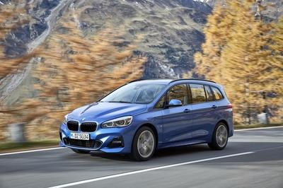 BMW Shows Off Its Updated 2 Series Tourer And Gran Tourer - image 756827