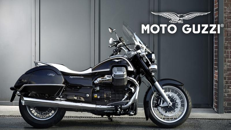 2015 - 2018 Moto Guzzi California 1400 Touring