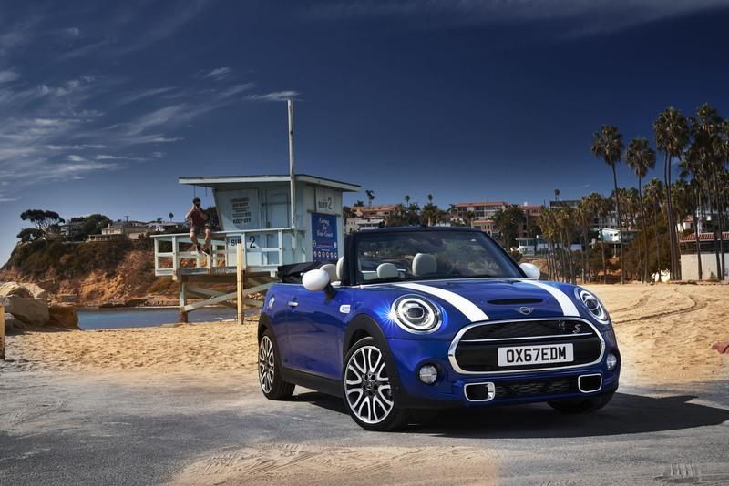 Wallpaper of the Day: 2019 Mini Cooper Cabriolet
