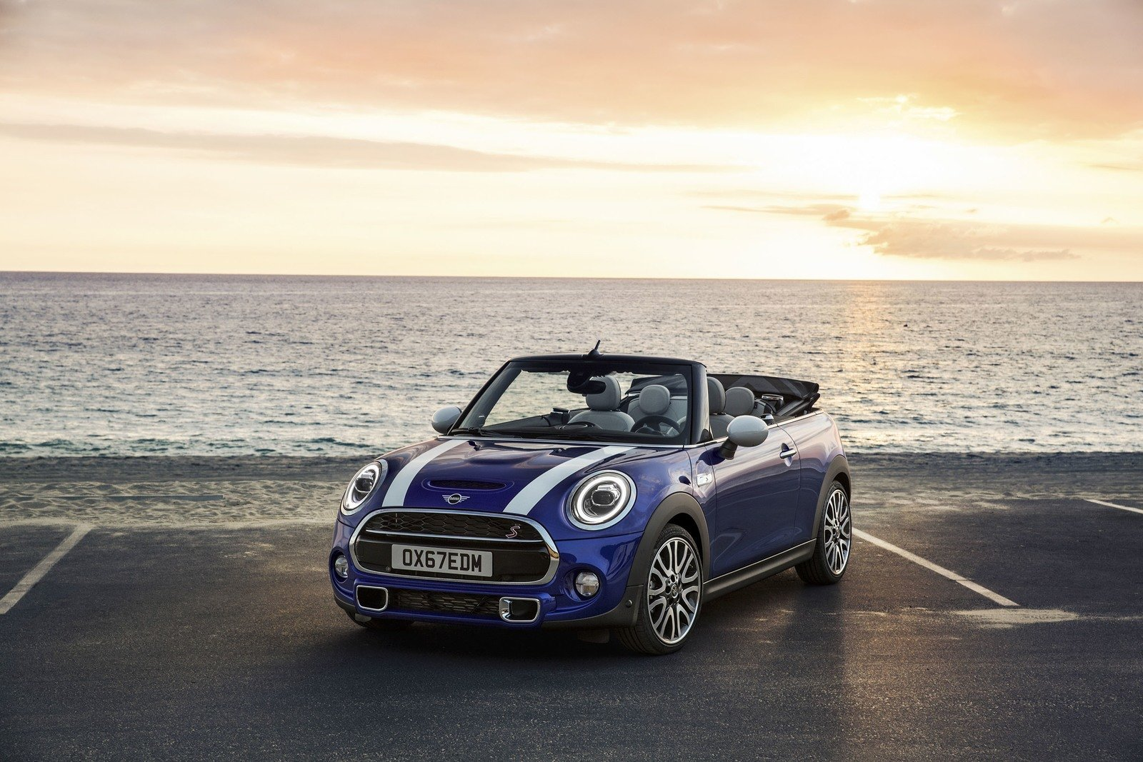 2016 Cadillac Convertible >> Wallpaper Of The Day: 2019 Mini Cooper Cabriolet | Top Speed