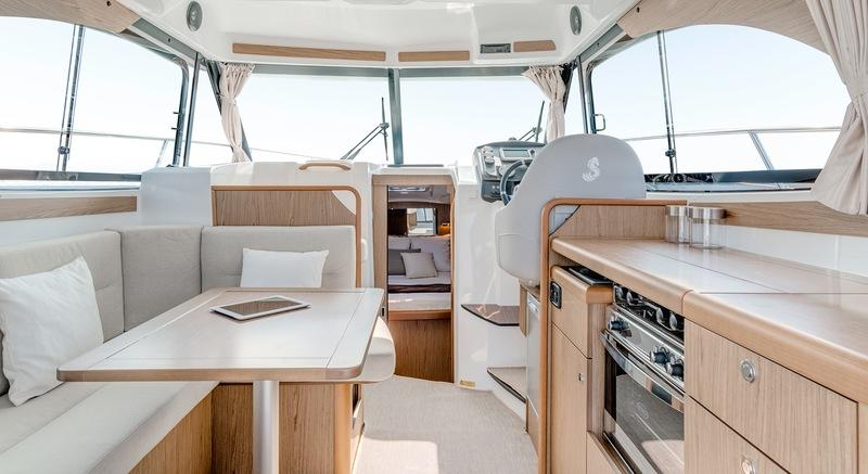 2017 Beneteau Antares 30S Interior High Resolution - image 756050