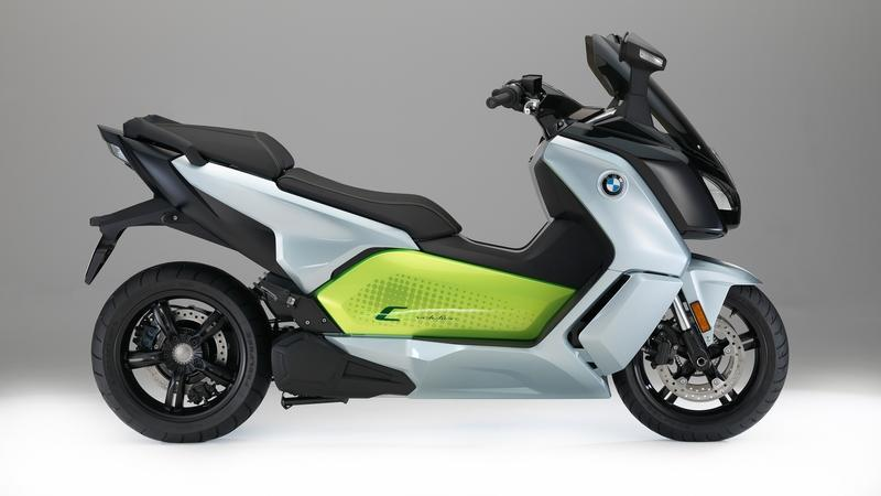2017 - 2019 BMW C Evolution
