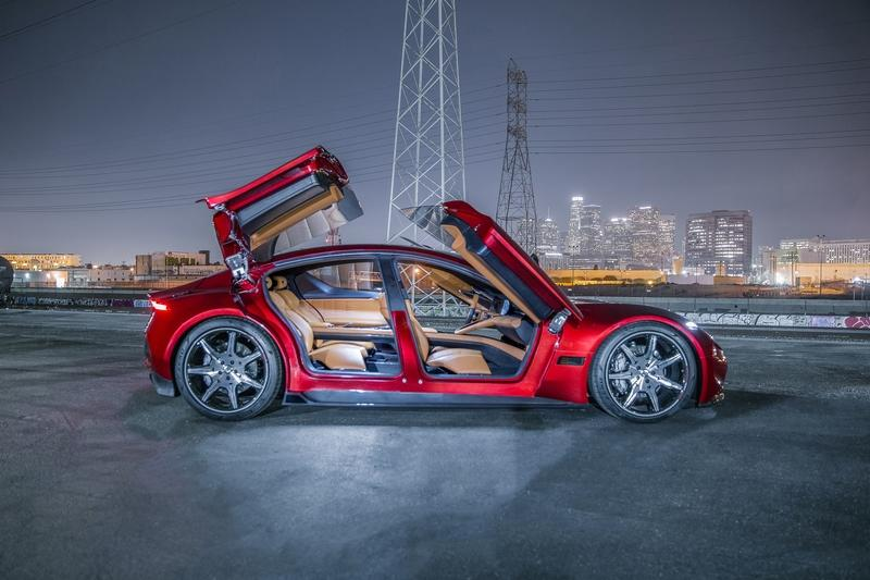 Wallpaper Selections of the Day: 2019 Fisker eMotion