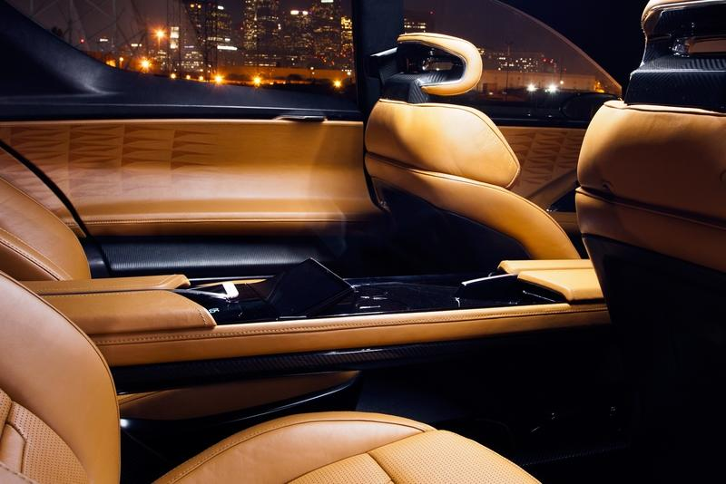 The Fisker eMotion Has a Beautiful Interior