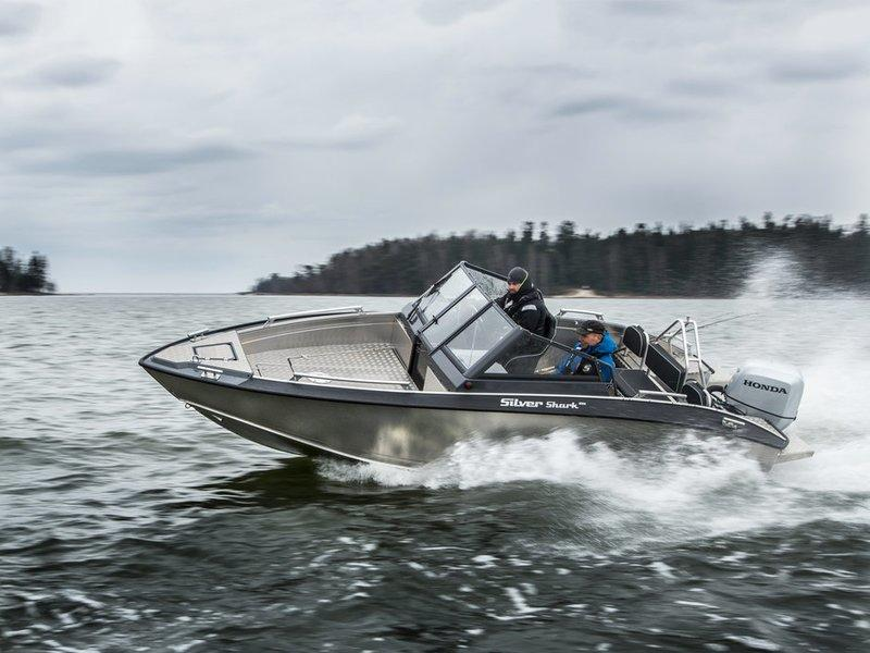 2017 Silver Shark BRX Exterior - image 756711