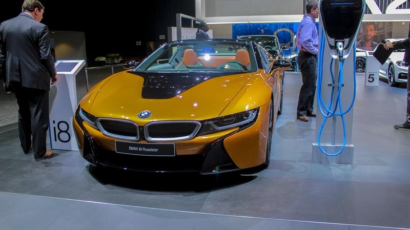 BMW to Cut its Display at the Frankfurt Motor Show by 75% to just 3,000 Square Meters