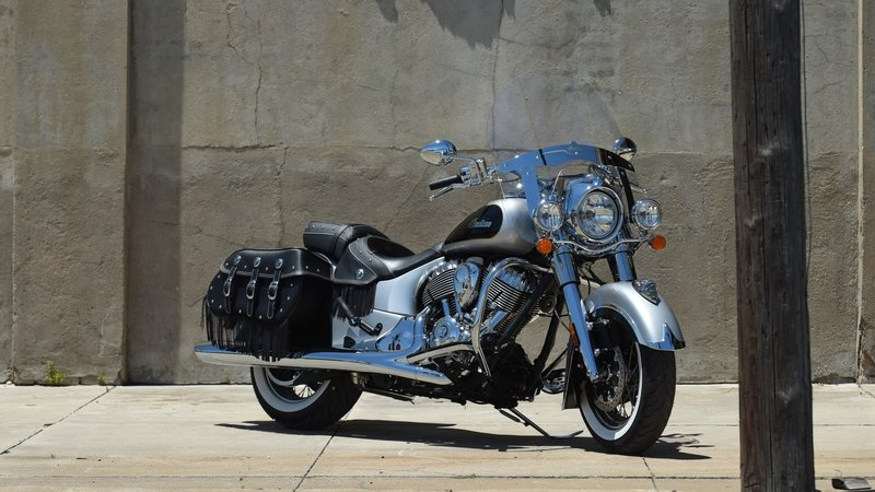 2016 - 2018 Indian Chief Vintage