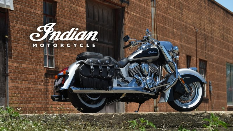 2016 - 2019 Indian Chief Vintage - image 762500