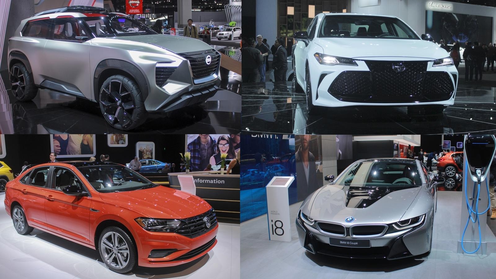 List Of Muscle Cars >> 2018 Detroit Auto Show – Worst In Show | Top Speed