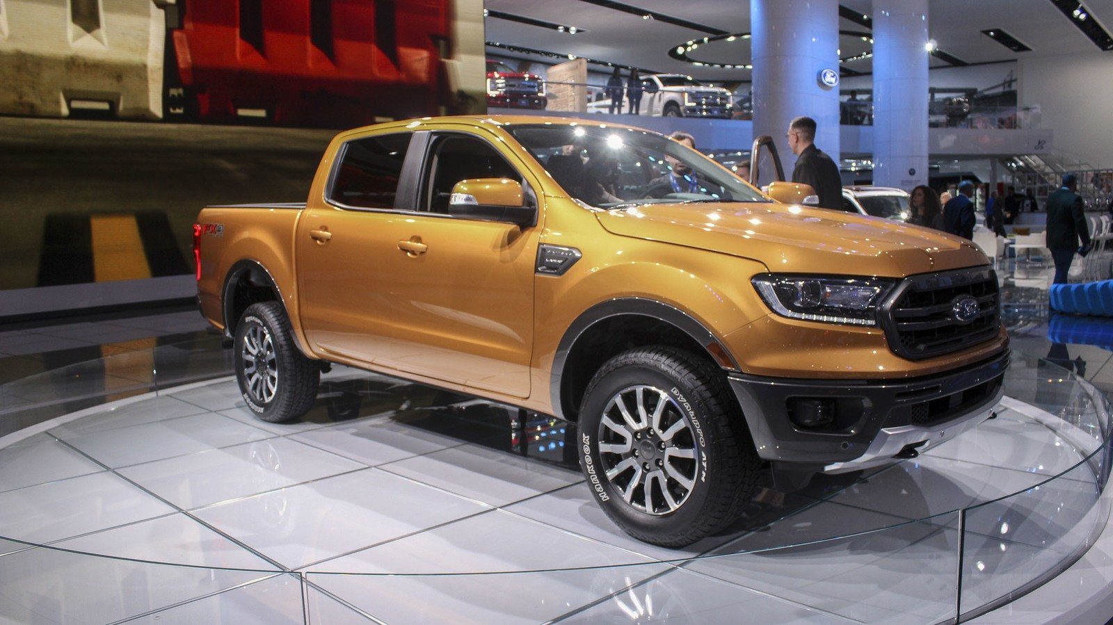 If You Buy A 2019 Ford Ranger, Your Oil Change Could Be More