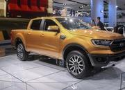 One Minute News: The U.S.-Spec Ford Ranger Won't be Offered in Single-Cab Form - image 761493