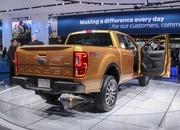 One Minute News: The U.S.-Spec Ford Ranger Won't be Offered in Single-Cab Form - image 761496