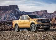 Leaked Accessory List for the 2019 Ford Ranger Proves Ford isn't Playing Around - image 758142