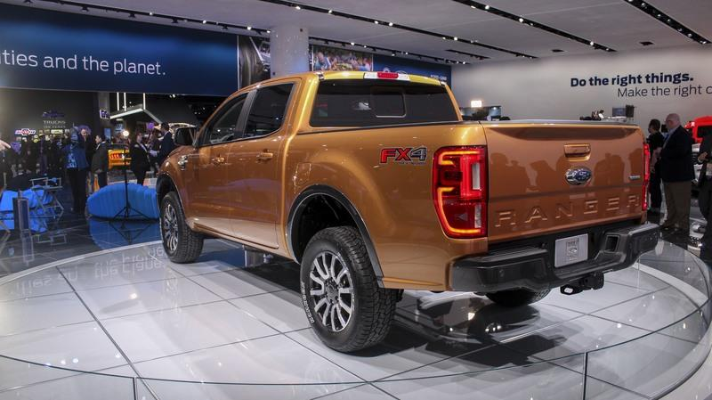 One Minute News: The U.S.-Spec Ford Ranger Won't be Offered in Single-Cab Form