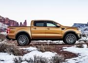 Leaked Accessory List for the 2019 Ford Ranger Proves Ford isn't Playing Around - image 758153