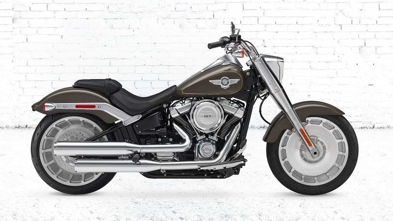 2018 - 2019 Harley-Davidson Fat Boy