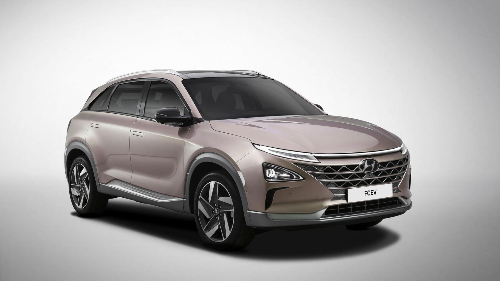 2018 Hyundai Nexo Fcev Review Top Speed