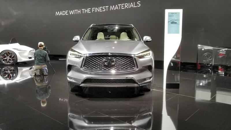 Convince Your Friends to Buy a QX50 and Infiniti Will Give You a Luxury Gift Exterior Drivetrain - image 759461