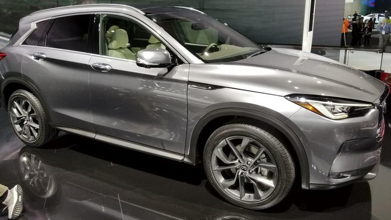 Convince Your Friends to Buy a QX50 and Infiniti Will Give You a Luxury Gift