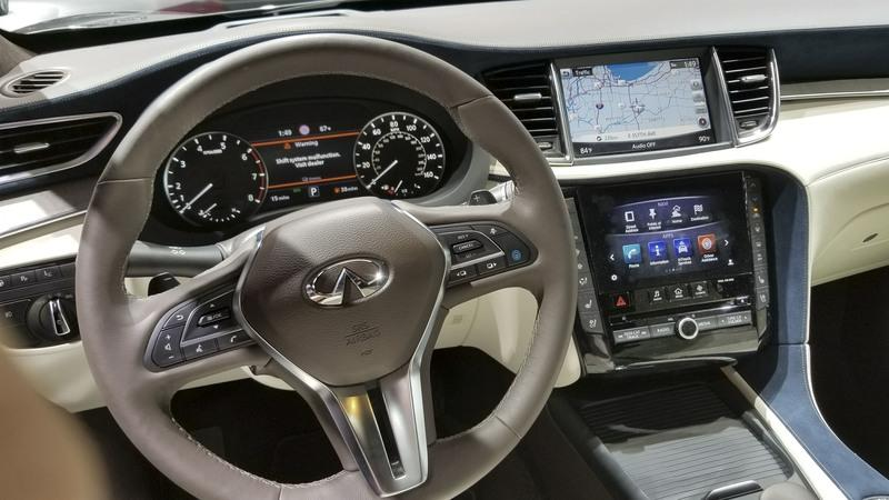 Convince Your Friends to Buy a QX50 and Infiniti Will Give You a Luxury Gift Interior - image 759452