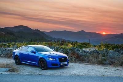 Wallpaper of the Day: 2018 Jaguar XJR575 - image 762782