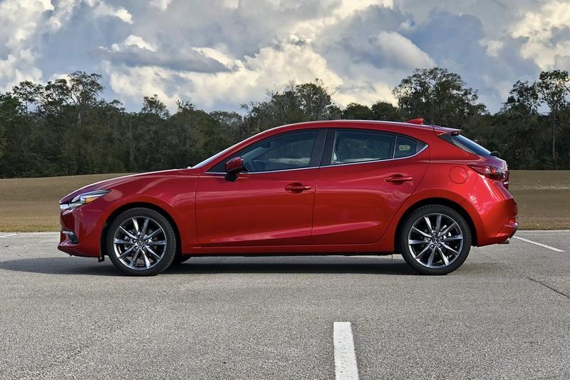 Price Check: Mazda3 5-Door Grand Touring vs the Competition