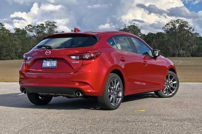 2018 Mazda3 Grand Touring Quick Specs - image 757894