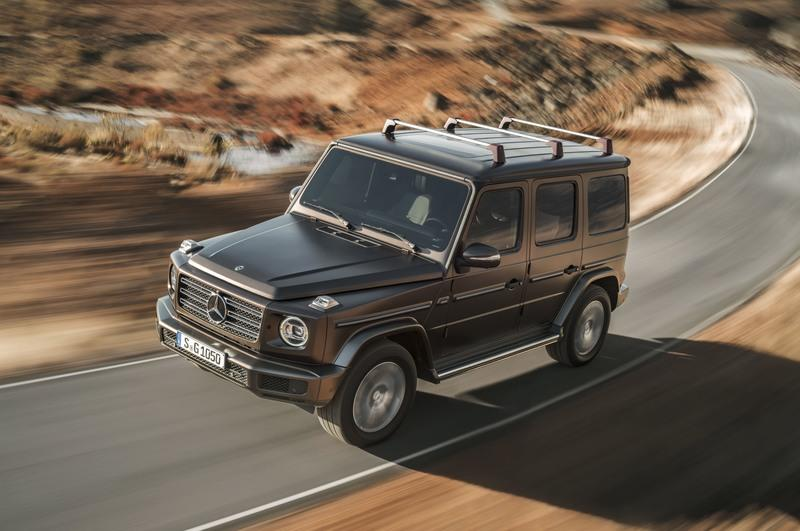 Mercedes G-Class: Latest News, Reviews, Specifications