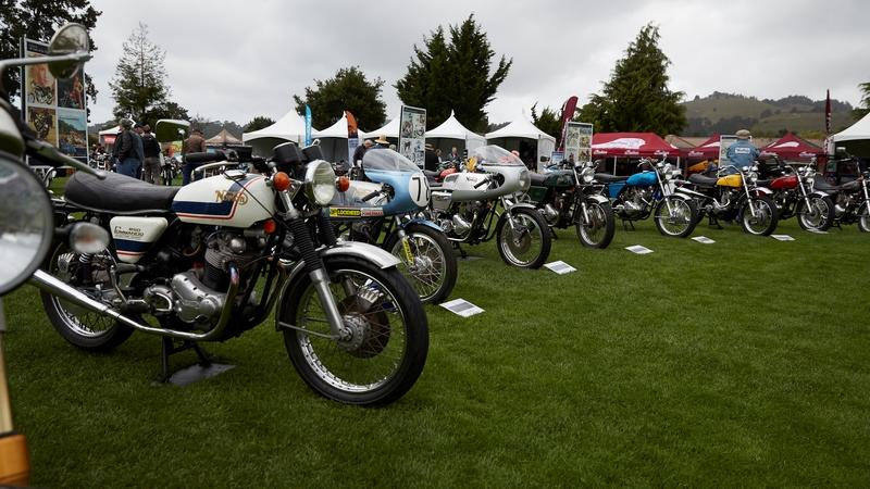The Annual Quail Motorcycle Gathering Kicks Off In May