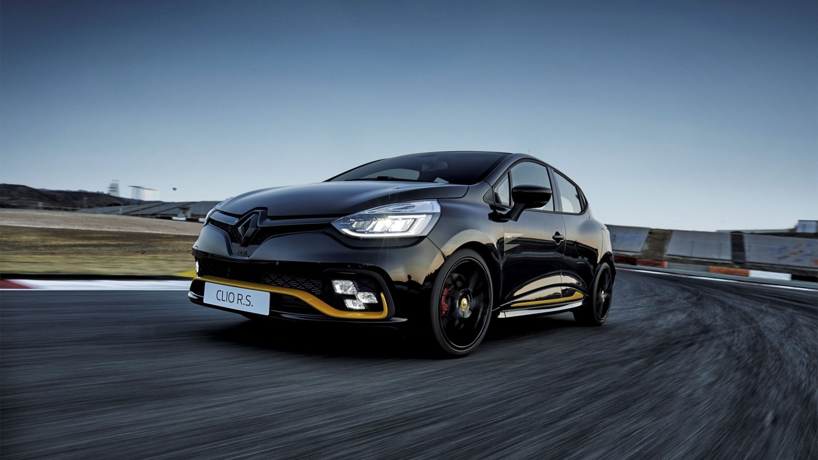 2018 renault clio r top speed. Black Bedroom Furniture Sets. Home Design Ideas