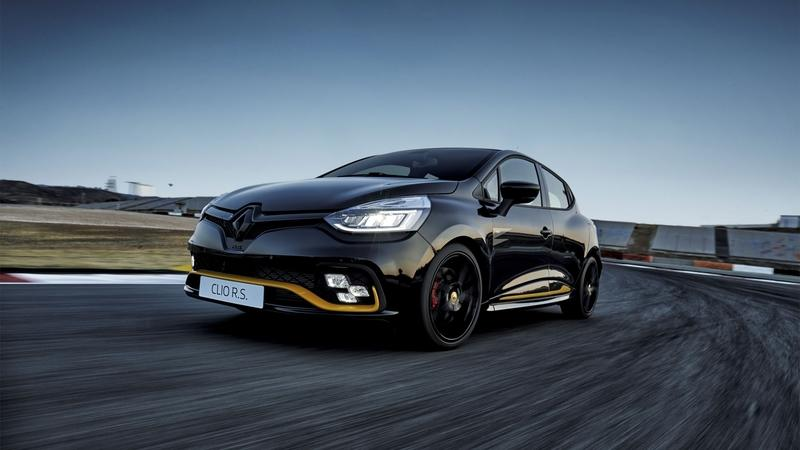 Wallpaper of the Day: 2018 Renault Clio R.S.18