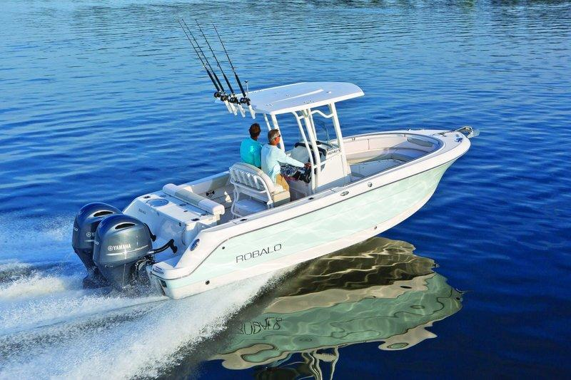 2018 Robalo R242 Exterior Wallpaper quality - image 756452