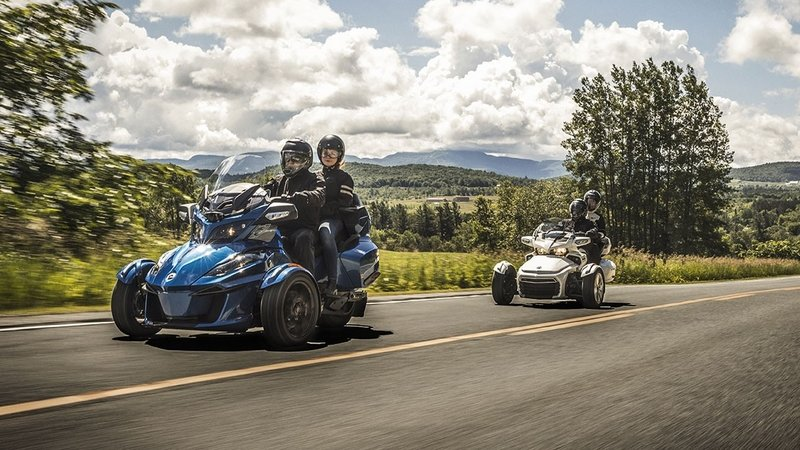 2018 Can-Am Spyder RT