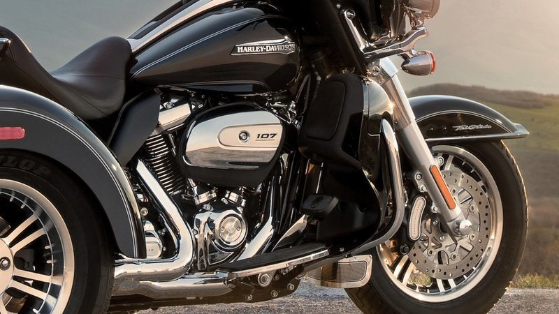 Harley-Davidson TriGlide Photos , Pictures (Pics