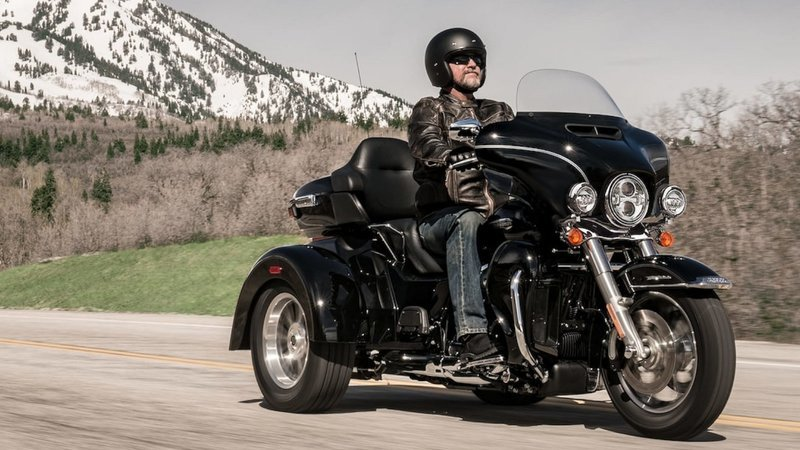 Trike Motorcycles: Reviews, Prices, Photos And Videos | Top